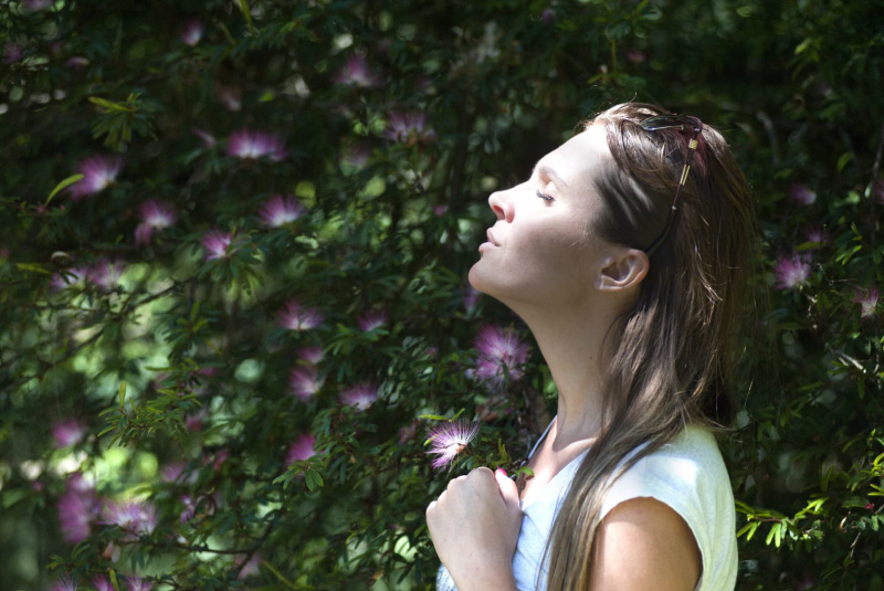 stress relief and breathing help coronavirus